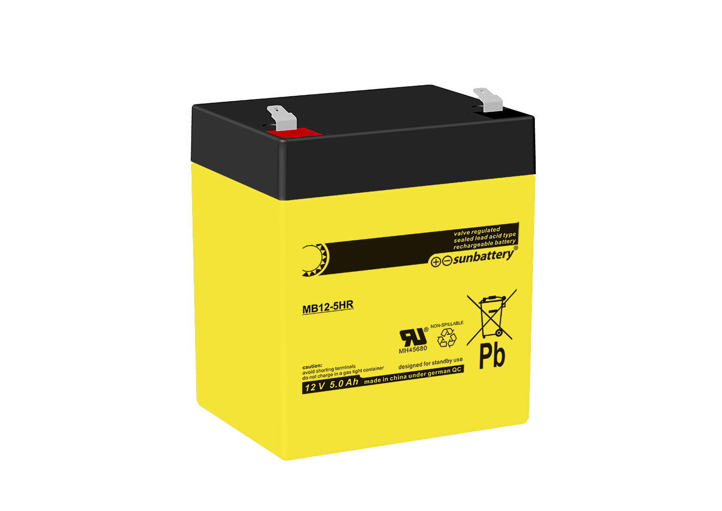 SUN Battery MB12-5HR